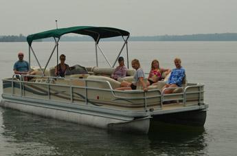 Boat Rental - Kee-Nee-Moo-Sha Resort on Woman Lake
